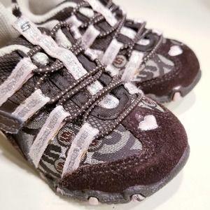 Skechers The Incredible ELASTIKA Sneakers Brown 5T